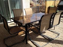 Patio Tall Patio Chairs Outdoor Furniture Pub Table Patio