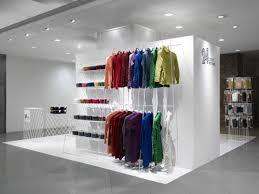 Dynamic Fluid Modern Fashion Shop Design2
