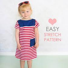 Girls Dress Patterns PDF Childrens Sewing Pattern Pdf Kids Etsy
