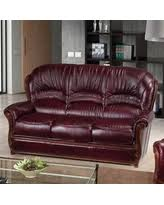 Italsofa Red Leather Sofa by Don U0027t Miss These Deals On Burgundy Leather Sofa