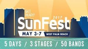 Organizers Of SunFest Have Announced The Diverse Set Acts To Play This Years Festival