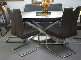 stuhl stühle schwinger schwingstuhl küchenstuhl esszimmer braun