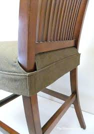 Dining Table Chair Seat Covers Marvelous How To Make Room Cushions With Intended