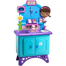 Dora Kitchen Play Set Walmart by Disney Junior Doc Mcstuffins Get Better Talking Mobile Walmart