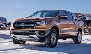 The New Ford Ranger Is The Most Fuel Efficient 'gas-powered' Midsize ...