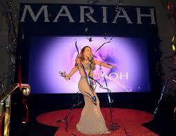 Caesars Palace Hotel Front Desk by Multi Platinum Global Superstar Mariah Carey Celebrates Official