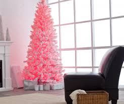 Hayneedle Flocked Christmas Trees by Antique In Pink Table Trees Treeia And For Pink Table Trees