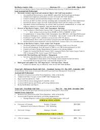 Functional Resume Cover Letter Receptionist Rh Virtuallyspeaking Us Examples Golf Course Samples