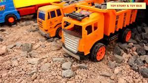100 Toy Trucks For Kids Truck Videos For CHILDREN For Children Excavator For Kids