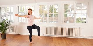 balance 5 simple exercises to do at home
