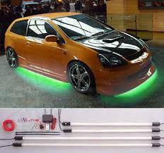 neon pour voiture exterieur fast and furious mitsu eclipse préparation complète et