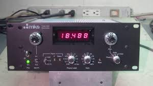 Keyence Light Curtain Wiring by Mks 250e 1 D Plo Pressure Flow Control Module 動作確認 Youtube