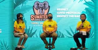 sumatera jungle run dipastikan digelar 26 27 september 2020