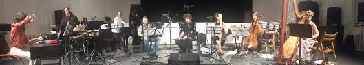 100 Studio 6 London Milana Zaric Harp