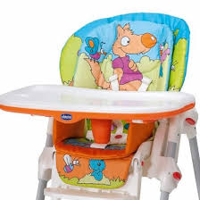 housse chaise haute chicco polly 2 en 1 happy land chaises