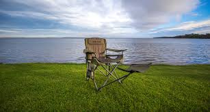 Camping Chair With Footrest Australia by Slumber Chair With Footrest 34001 Rhino Rack