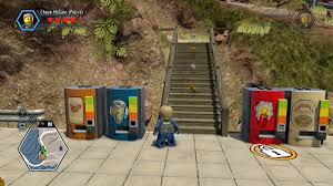 LEGO City: Undercover – The Video Game Soda Machine Project