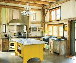 Yellow Kitchen Colors And Modern Design Ideas