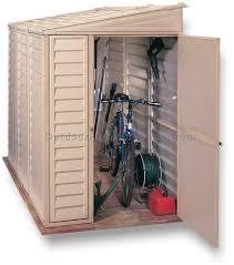 Arrow Galvanized Steel Storage Shed by Pvc Storage Shed 4 Gallery Of Storage Sheds Bench Organizers