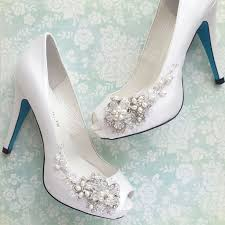 7 best Blue wedding shoes bl¥ brudesko images on Pinterest