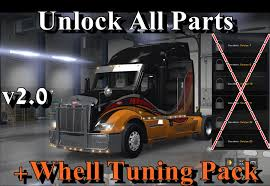 Unlock All Parts V2.0 Mod - American Truck Simulator Mod | ATS Mod Parts Trucks Ets2 Mod 122 Accessory All Youtube Accessory Parts For European Truck Simulator Other Namibia Pair Kenworth T300 19972010 7x6 Inch 15 Led Headlights Highlow Selecting The Right Truck Parts Supplier Repairs Service Heavy Towing Sales And Repair Best Image Kusaboshicom Gmc Pickup Elegant Chevy Silverado Body Diagram 92 Nissan Luxury 5th Annual Jam Socal S American Auto Used Car Inventory