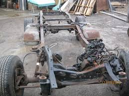 100 Truck Frames For Sale Cab