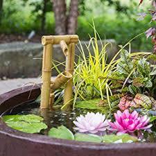 Aquascape Patio Pond Canada by Aquascape 98856 Aquatic Patio Pond 32 Inch Green Slate Amazon