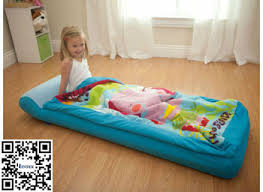 intex 66802 air bed travel mattress with sleep bag for kids buy