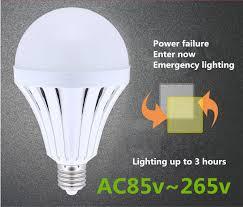 Led emergency bulb Emergency light bulb Water energy lights Magic