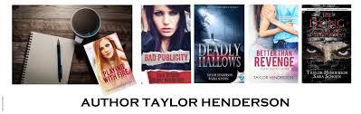 Better Than Revenge Sweet Secrets series book 1 – Taylor Henderson