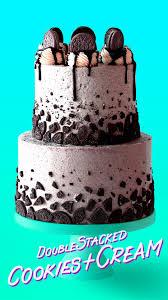 Double Stacked Oreo Cake Recipe