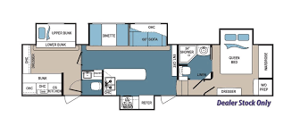 Fifth Wheel Bunkhouse Floor Plans by Denali Rv Floorplans And Pictures