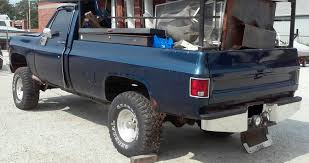 1977 Chevrolet Long Bed 4X4 Truck Chevy Pickup 77