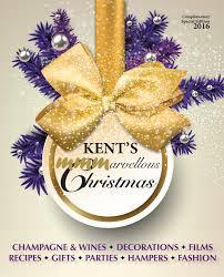Fraser Fir Christmas Trees Kent by Kent U0027s Mmmarvellous Christmas By Rasa Dregva Issuu