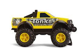 Tonka Steel 4x4 Pickup Truck VehicleFeatures A Working Winch For ... Amazoncom Tonka Climb Over Vehicle Pickup Truck Toys Games 4 X Pick Up Funrise Toysrus Trucks Archives High Desert Ranch And Home Vintage Pickup And White Trailer 1865662133 Of My Childhood Late 80s Early 90s Chinese Parent Considering Making Some In Us Toyota Create Oneoff Hilux Concept Aoevolution Steel Classic 4x4 Goliath Wikipedia 1970s Youtube