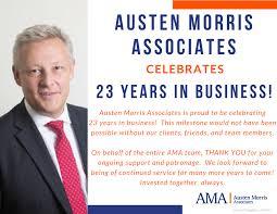 100 Ama Associates AMA Celebrates 23 Years In Business Austen Morris
