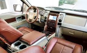 Ford F 150 King Ranch Cars Interior Pinterest
