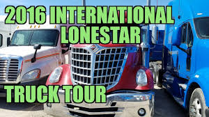 100 Lonestar Truck 2016 International LoneStar Truck Tour YouTube