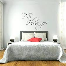 Couple Bedroom Ideas For Wall Decoration Decor Painting