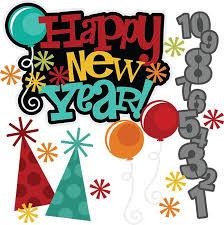 Mer enn 25 bra ideer om New year clipart on Pinterest
