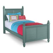 Value City Furniture Headboards by Kids Furniture Seaside White Twin Bed With Trundle Kids Twin Beds