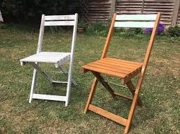 2 Folding Garden Chairs - Shabby Chic Style | In Crouch End, London |  Gumtree Pair Set Of Two Folding Garden Outdoor Chairs Painted Shabby Chic Wooden Solid Wood Blue Grey In Mottram Manchester Gumtree Vintage Frostbrand Weathered Bluebirds And Roses Stool By 1970s Ding Table 3 Pieces Thrift Shop Childs Metal Chair Christmas Pine Peter Corvallis Productions Doll Size High Chair Shabby Chic Bistro Metal Garden Folding Patio Table White Banquet Buy Chairwhite Wedding Chairsbanquet Hall Product On Alibacom A Of Cute Sold Labyrinth Tasures