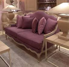 casa padrino luxus barock sofa lila antik beige 185 x 95 x h 111 cm wohnzimmer sofa mit dekorativen kissen edle barock möbel