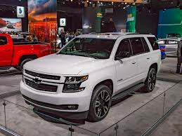 2018 Chevrolet Tahoe And Suburban RST: Embracing Performance SUVs ... Lowering A 2015 Chevrolet Tahoe With Crown Suspension 24inch 1997 Overview Cargurus Review Top Speed New 2018 Premier Suv In Fremont 1t18295 Sid Used Parts 1999 Lt 57l 4x4 Subway Truck And Suburban Rst First Look Motor Trend Canada 2011 Car Test Drive 2008 Hybrid Am I Driving A Gallery American Force Wheels Ls Sport Utility Austin 180416