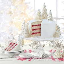 Cake Decoration Ideas With Gems by Spice Cake With Cranberry Filling Recipe Myrecipes