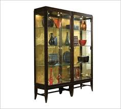 glass display cabinets glass curio cabinet