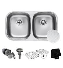 double bowl kitchen sink decorplanet com