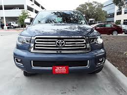 New 2019 Toyota SEQUOIA 4X4 Platinum Sport Utility In San Antonio ... New 2019 Toyota Sequoia Trd Sport In Lincolnwood Il Grossinger Limited 5tdjy5g15ks167107 Lithia Of 2018 Trd 20 Top Upcoming Cars Used Parts 2005 Sr5 47l Subway Truck 5tdby5gks166407 Odessa Wikipedia Canucks Trucks Is There A Way To Improve Mpg City Modified Stuff Pinterest Pricing Features Ratings And Reviews Edmunds First Look At The New Clermont Explore 2017 Performance Lease Deals Specials Greensburgpa