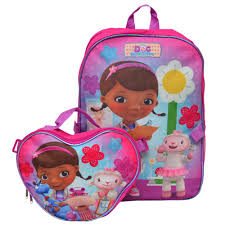 Doc Mcstuffins Bedding by Disney Doc Mcstuffins Boo Boo U0027s Backpack And Lunch Bag Set