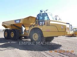 Caterpillar 745C - Articulated Dump Trucks (ADTs) - Construction ...